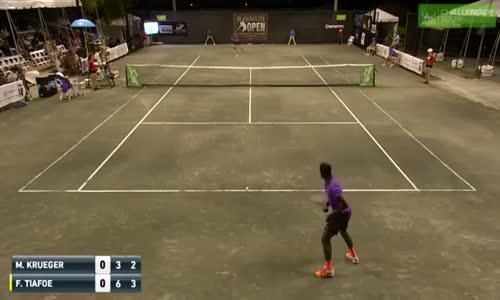 Tenis Maçı Sırasında Duyulan Sevişme Sesleri