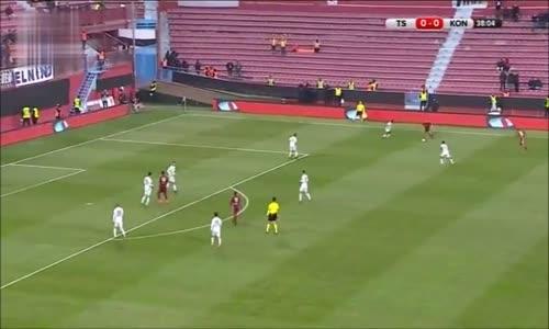 Trabzonspor 1-0 Konyaspor Ziraat Türkiye Kupası Özet