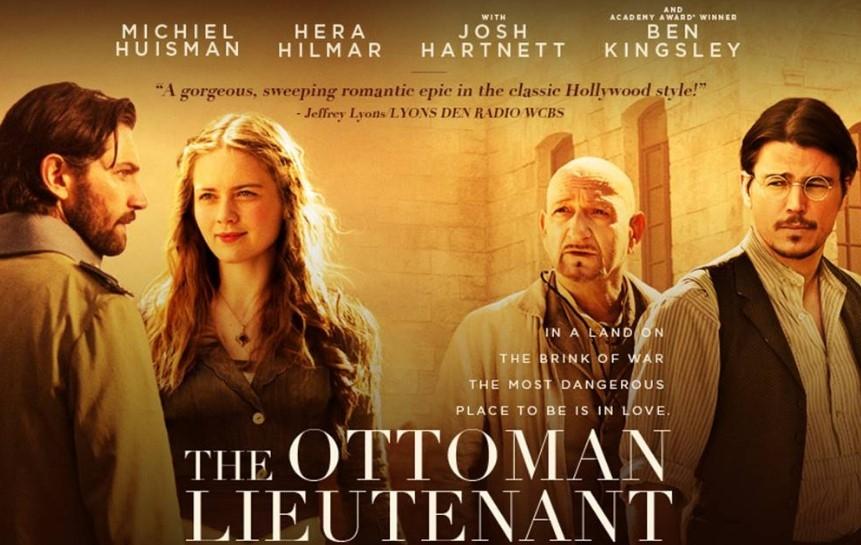 Osmanlı Subayı - The Ottoman Lieutenant Yabancı Film Hd İzle