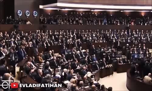 Erdoğan'dan Emperyalistleri Çıldırtan Tarihi Konuşma