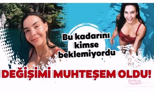 Hercai'nin Reyyan'ı Ebru Şahin Değişimi İle Şoke Etti
