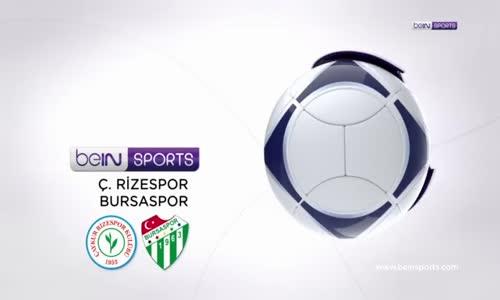 Çaykur Rizespor 6 - 0 Bursaspor Maç Özeti İzle