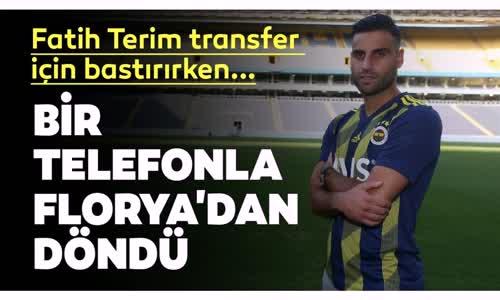 İşte Fenerbahçe'nin Deniz Türüç Transferinin Perde Arkası