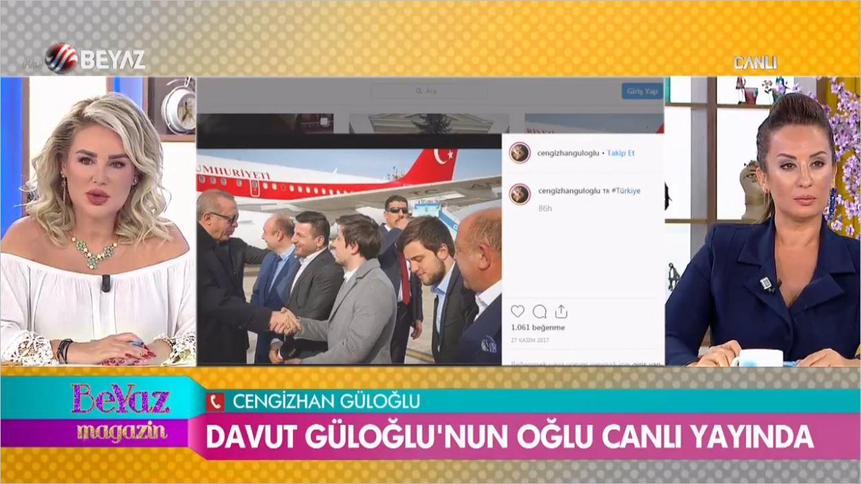 Davut Güloğlu'nun Oğlundan Özel Açıklamalar