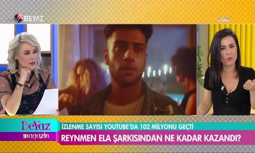 Reynmen'in Ela Şarkısıyla Kaç Para Kazandığı Ortaya Çıktı