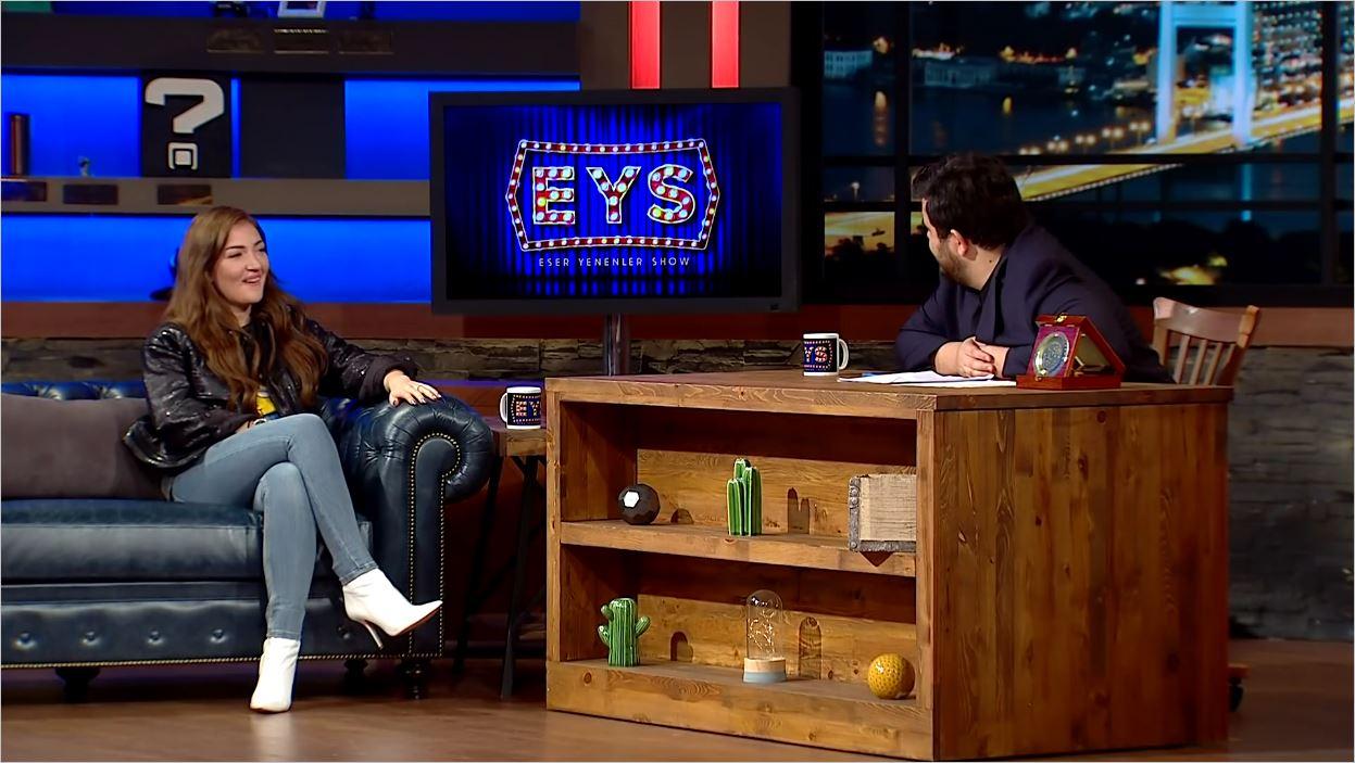 Danla Bilic ile İtiraf Kutusu - Eser Yenenler Show