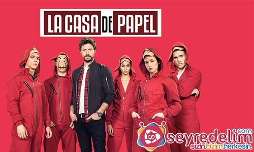 La Case De Papel 3. Sezon 1. Bölüm İzle