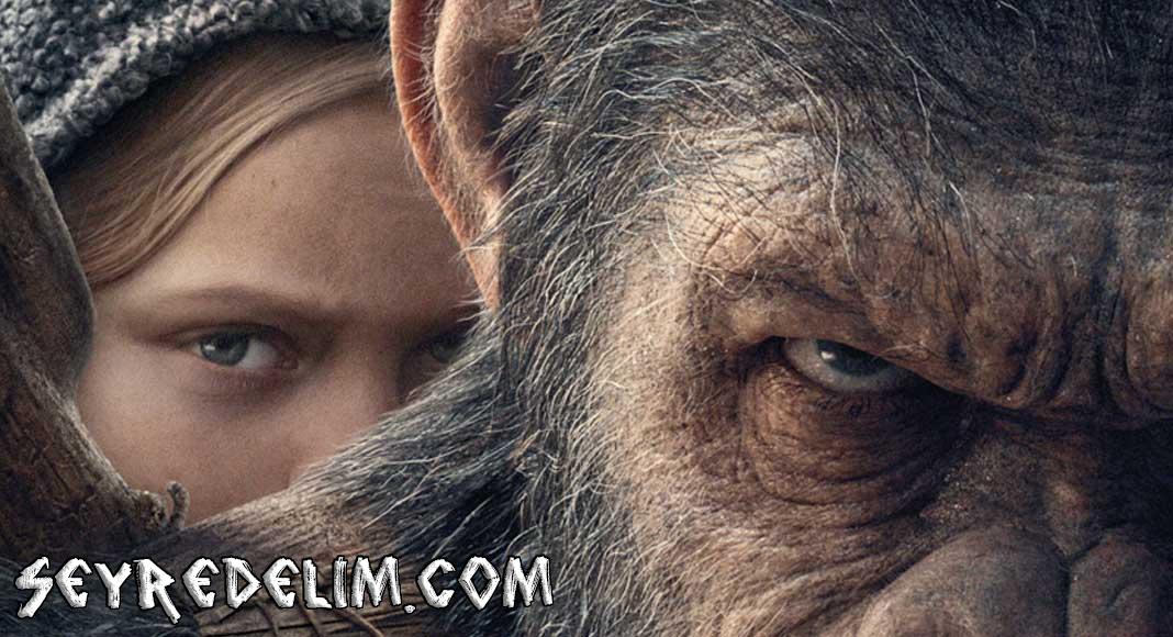 Maymunlar Cehennemi 3 Savaş Yabancı Film Türkçe Altyazılı Hd Izle