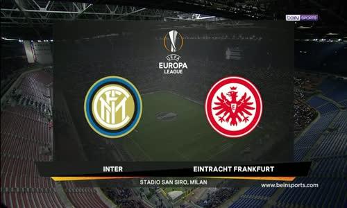 Inter 0 - 1 Eintracht Frankfurt Maç Özeti İzle