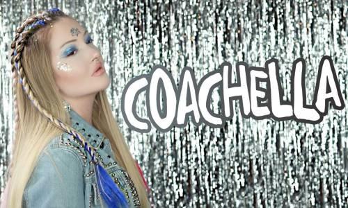 Danla Bilic Coachella'ya Giden Kız Makyajı