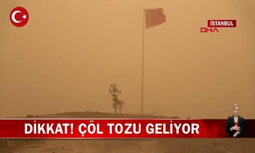 Türkiye'ye Çöl Tozu Geliyor! İşte Detaylar
