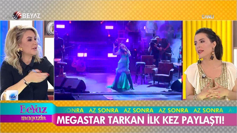 Ziynet Sali'ye Harbiye Açıkhava Konserlerinde Büyük Sürpriz
