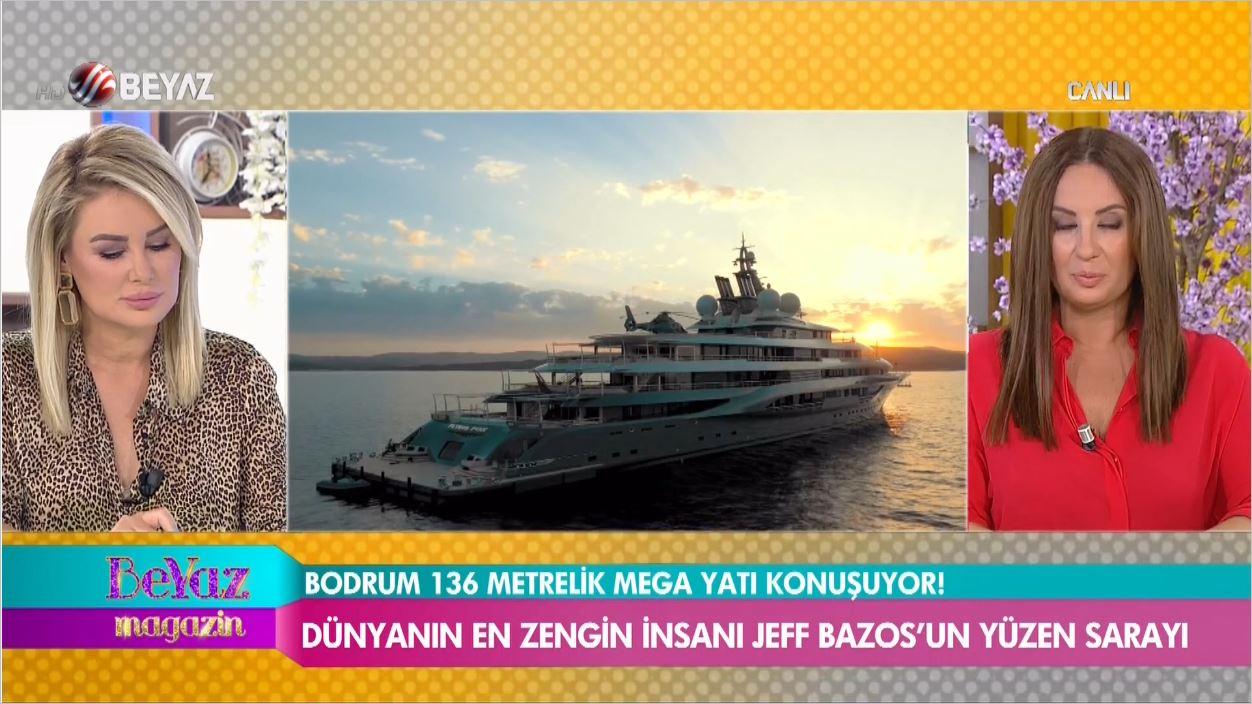 Jeff Bezos'un Türkiye Tatili Devam Ediyor - 400 Milyon Dolar