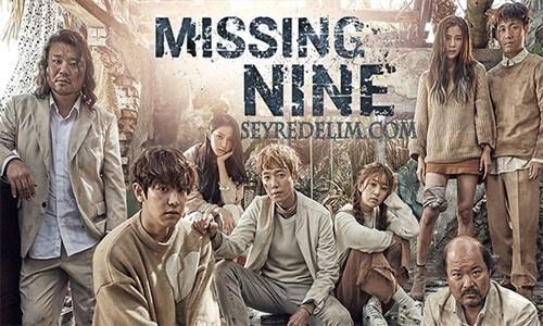 Missing Nine 8. Bölüm İzle